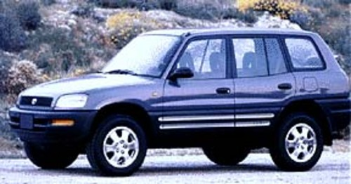 1996 TOYOTA RAV4 FOR SALE - 4WD SUV $1800.00